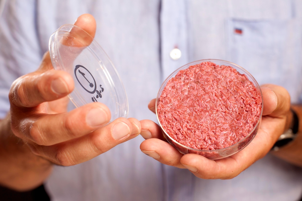 Article image for Lab-grown meat will soon be cheaper than 'real'