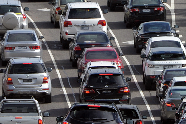 Article image for Melbourne told to prepare for road chaos across the weekend