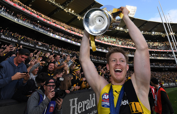 Article image for Jack Riewoldt on what's changed at Richmond