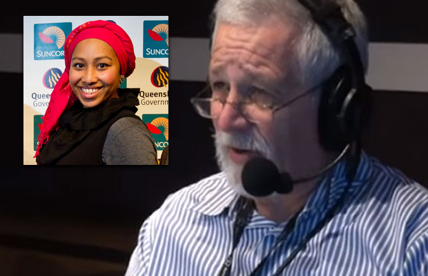 Article image for Neil Mitchell critical of decision to hand 'free speech' gong to former ABC presenter