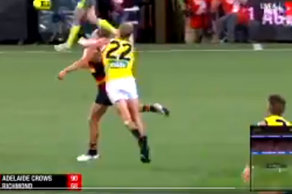 Article image for Josh Caddy accepts one-match ban for hit on David Mackay