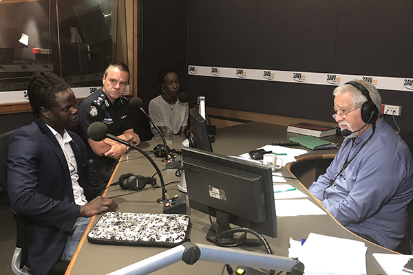 Article image for Melbourne's African community wants to turn reputations around