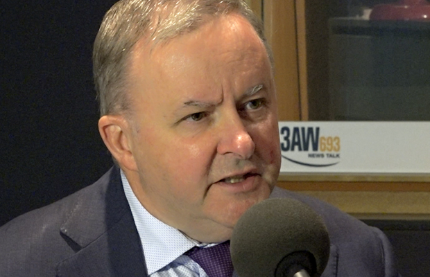 Article image for Franking credits loom as key issues (again) as Albo pitches his case for top job