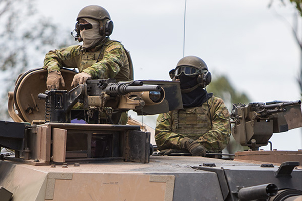 Article image for Victoria loses $5b defence force contract