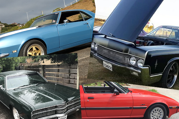 Article image for Gallery: Classic car owners push back against calls for rule change