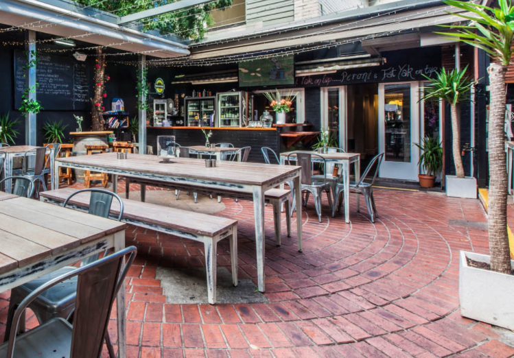 Article image for Pub Of The Week: Tony Leonard reviews The Cricketers, Port Melbourne