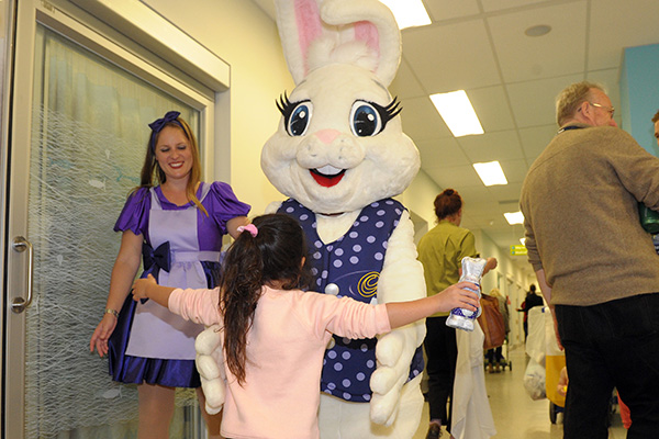 Article image for 'It brings us all together': Good Friday Appeal aims to top $17.5 million