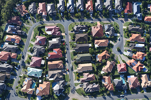 Article image for Without affordable housing, government should slow immigration, report says