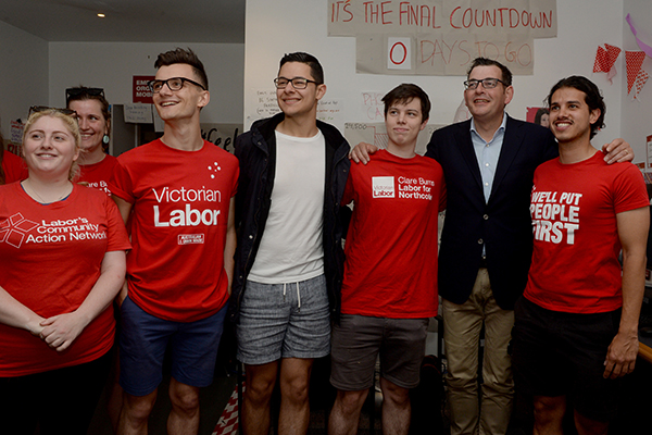 Article image for Red shirt scandal: Former Labor staffer left jobless and friendless
