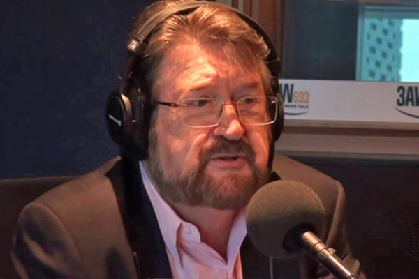 Article image for Why Hinch is drinking again: Derryn opens up after Uber fall