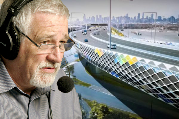 Article image for 'How much?!': Neil Mitchell grills roads minister over his West Gate Tunnel deal