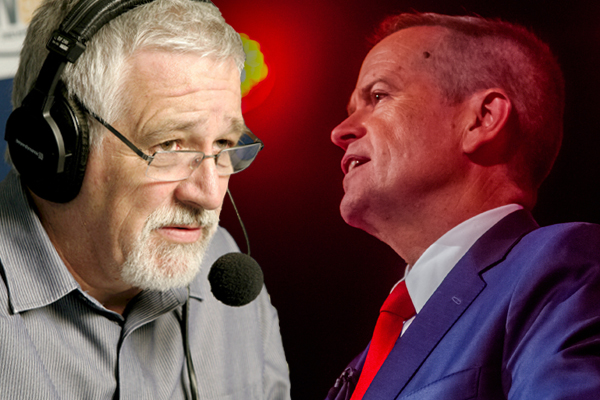 Article image for 'This changes the goal posts': Why Neil Mitchell is 'nervous' about Bill Shorten's tax tweaks