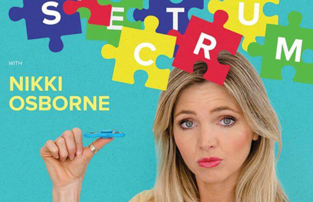 Article image for Australian comedian forced to defend show that pokes fun at autism