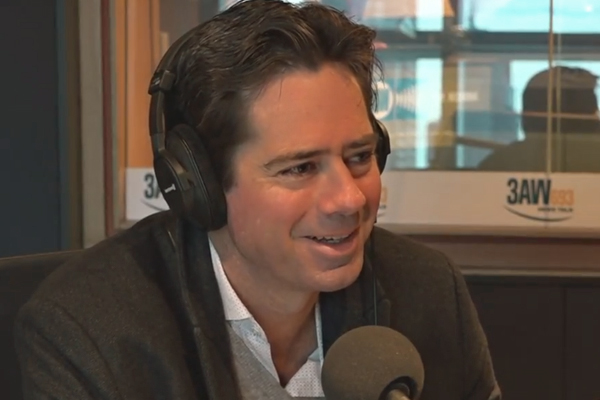 Article image for AFL-ex: Gil McLachlan reveals ex-stars could play role in Hong Kong expansion