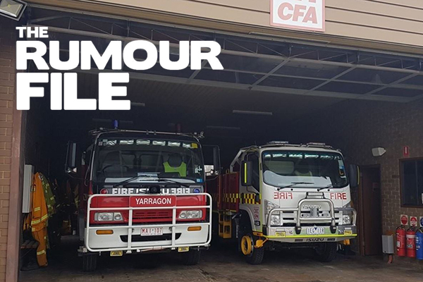 Article image for Thoughtless thieves target CFA equipment while brigade attends fire
