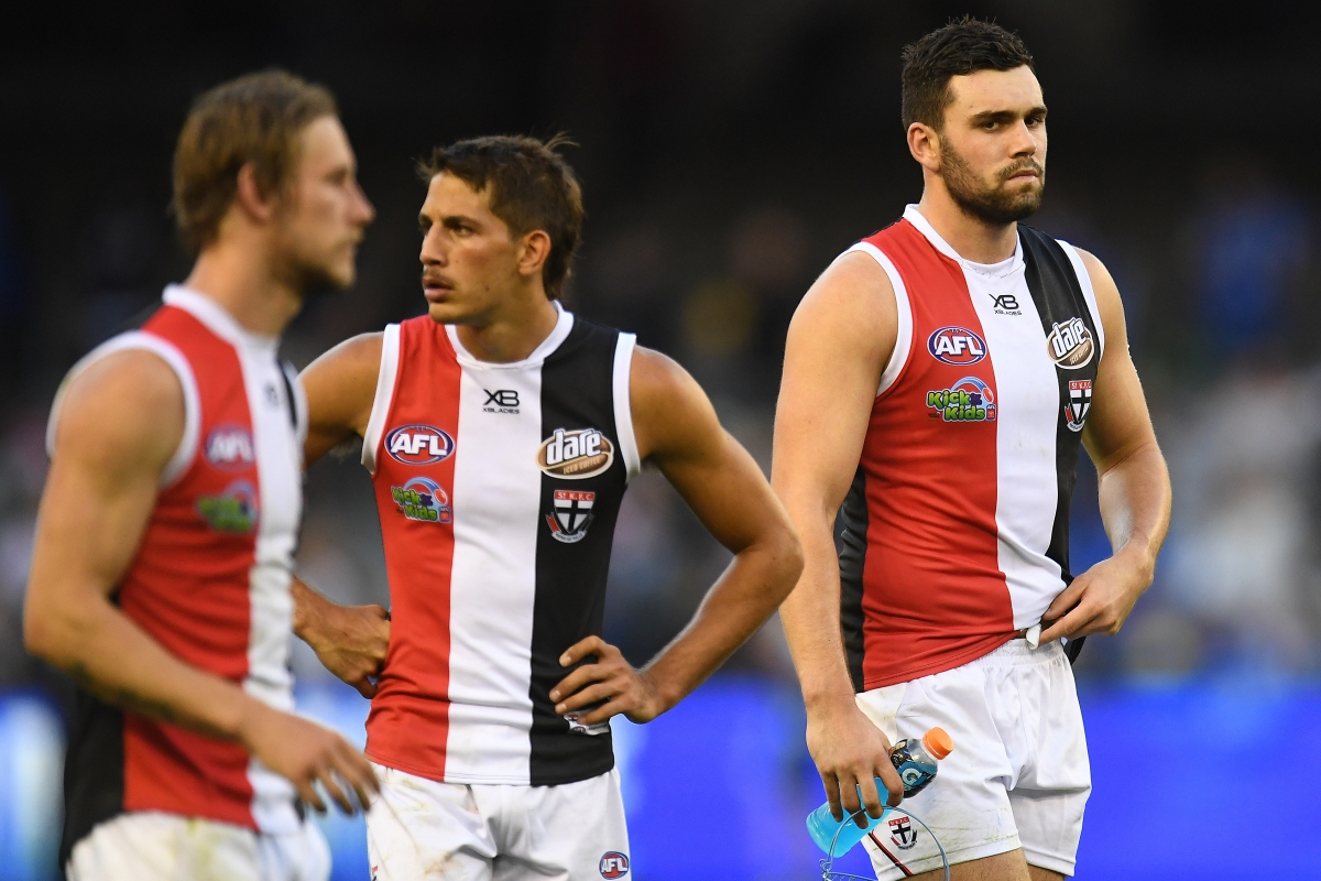 Article image for Robbo hits the Saints with an unwanted tag