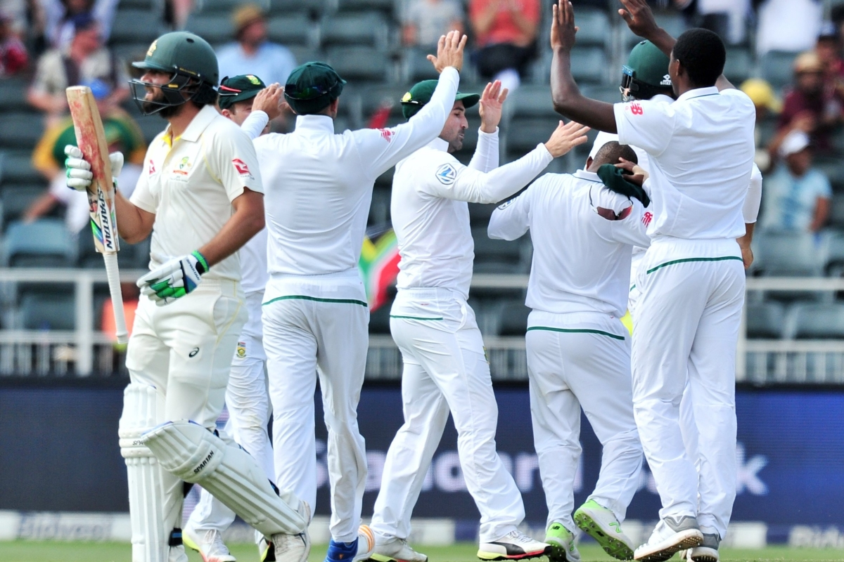 Article image for South Africa spanks Australia in final Test to seal series win