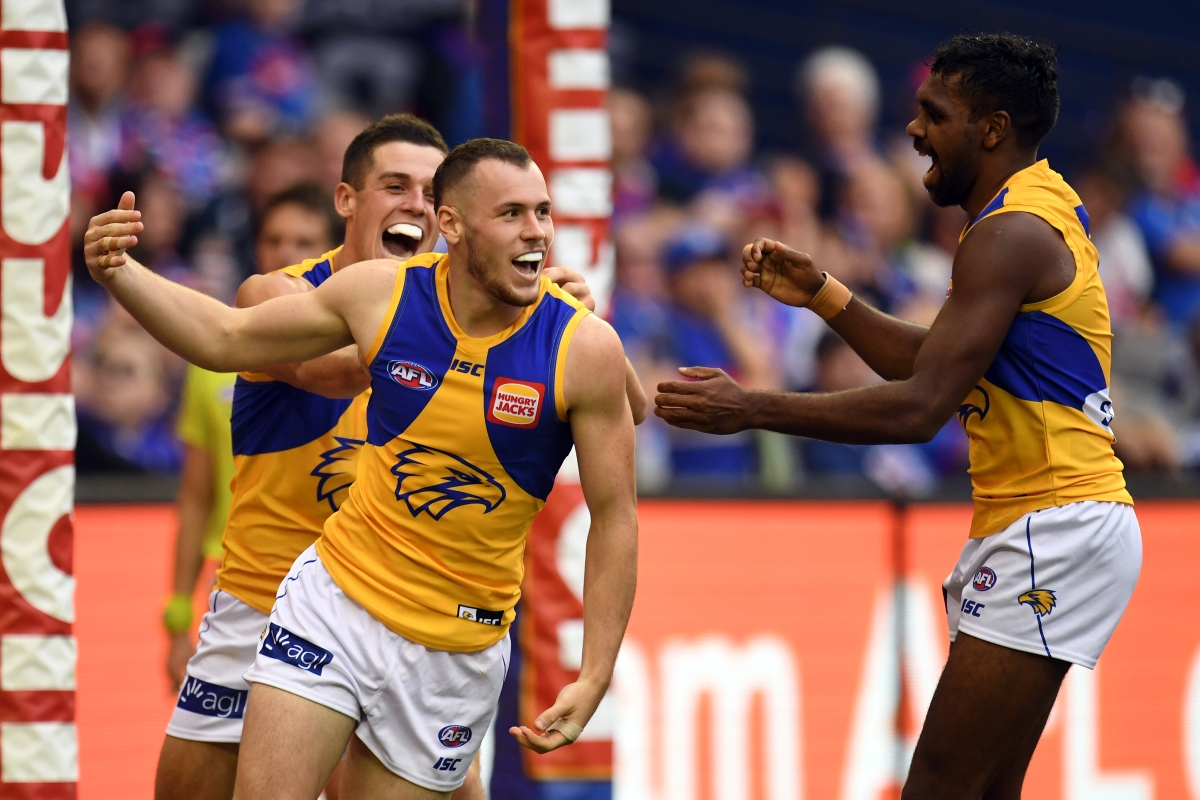Article image for Pressure piles on the Bulldogs after West Coast thrashing