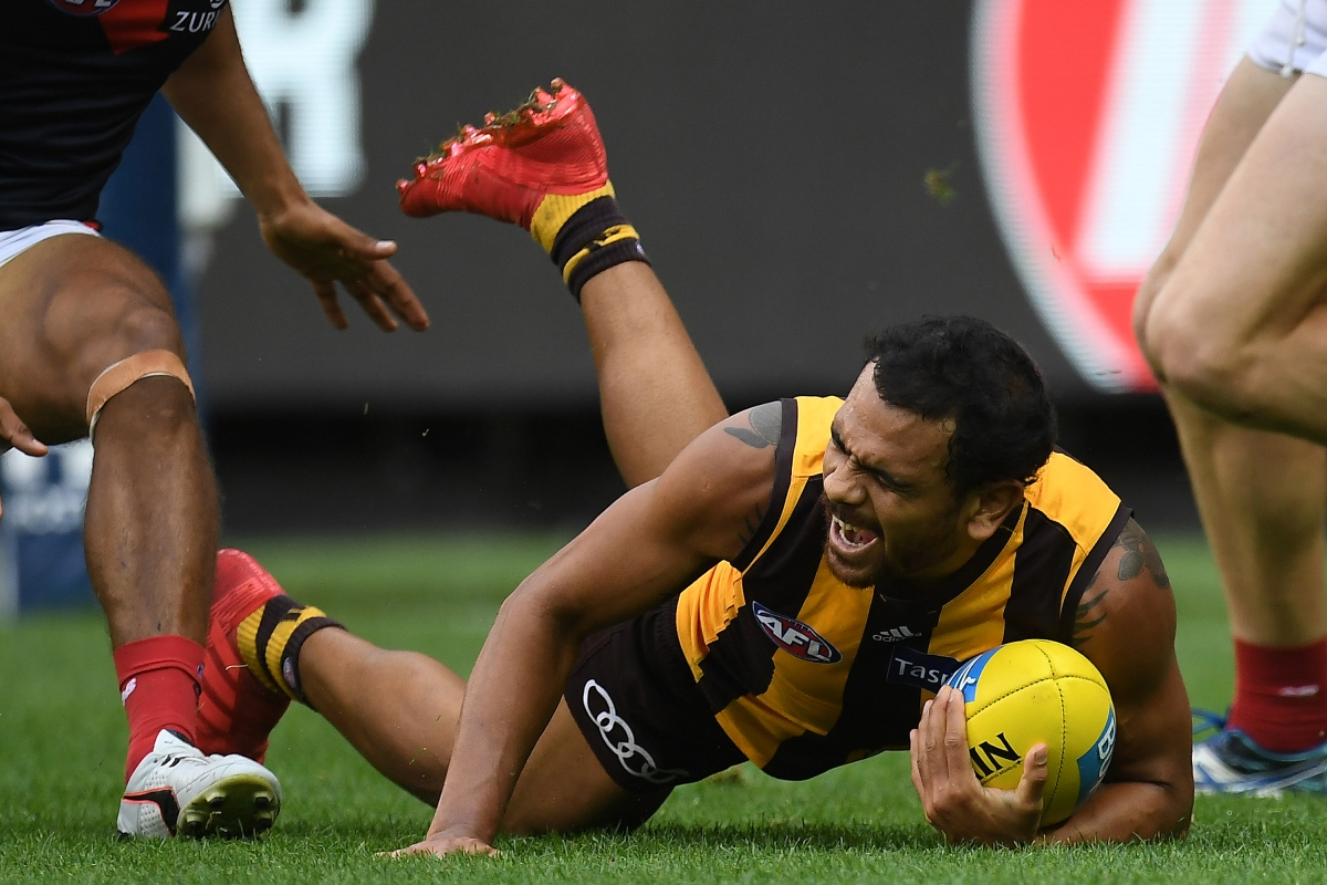 Article image for Hawthorn dealt double injury blow