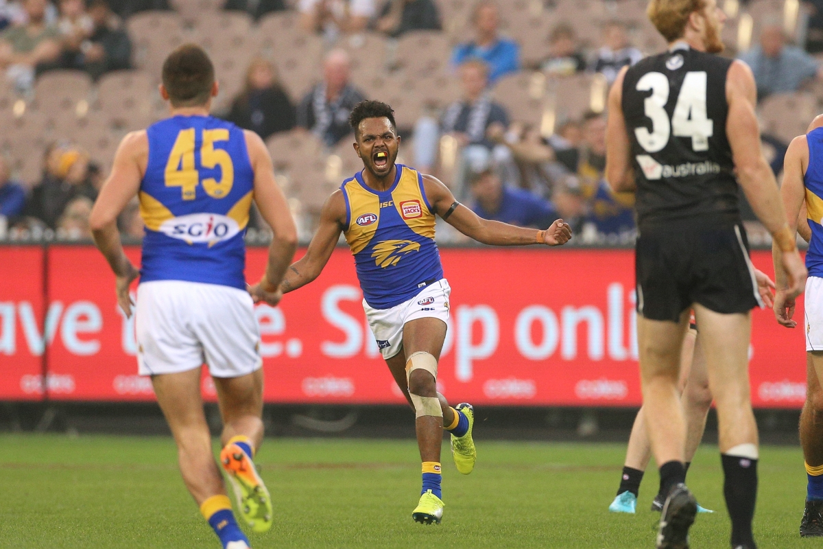 Article image for Eagles win, but plenty of positives for Carlton