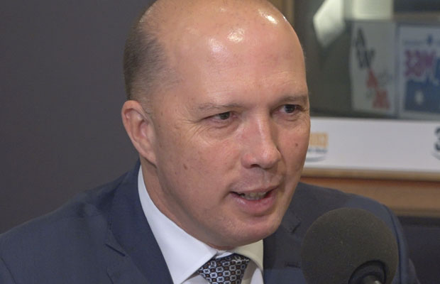 Article image for Peter Dutton 'very clear' about his Prime Minister ambitions