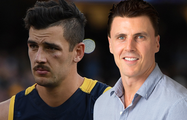 Article image for Matthew Lloyd questions Taylor Walker's performance