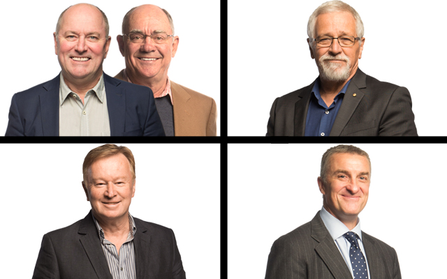 Article image for They're back! Your 3AW favourites return on Monday!