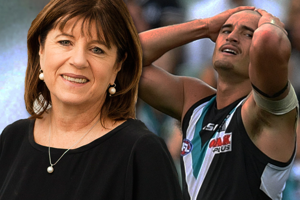 Article image for There's one thing that's concerning Caroline Wilson about the Sam Powell-Pepper incident