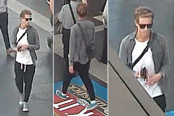 Article image for Dating app blackmail: Police hunt man after secret Southern Cross station meeting
