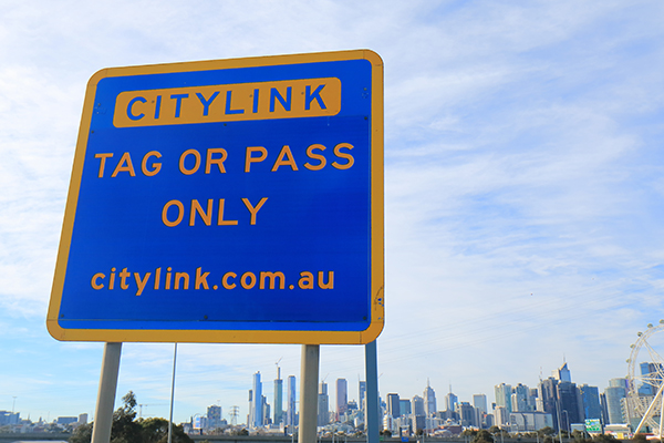 Article image for RACV wants tolls reduced for private owners of commercial class vehicles