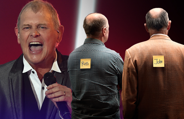 Article image for Don't worry, PM, Ross and John have butchered John Farnham too