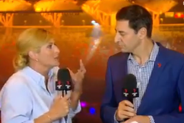 Article image for 'Horrendous mistake': Basil Zempilas still not happy with Games closing ceremony