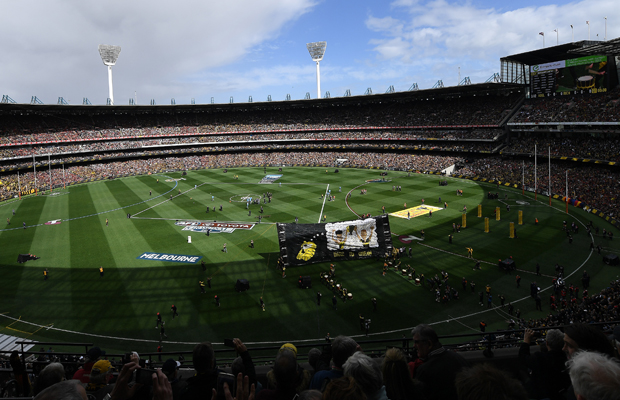 Article image for AFL announces start time for 2018 Grand Final