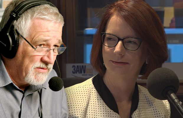Article image for Julia Gillard says it was a 'mistake' not to bring up her gender earlier