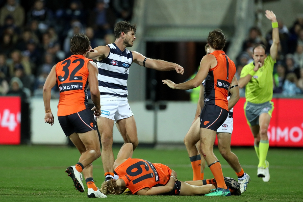 Article image for Tom Hawkins sent straight to the Tribunal