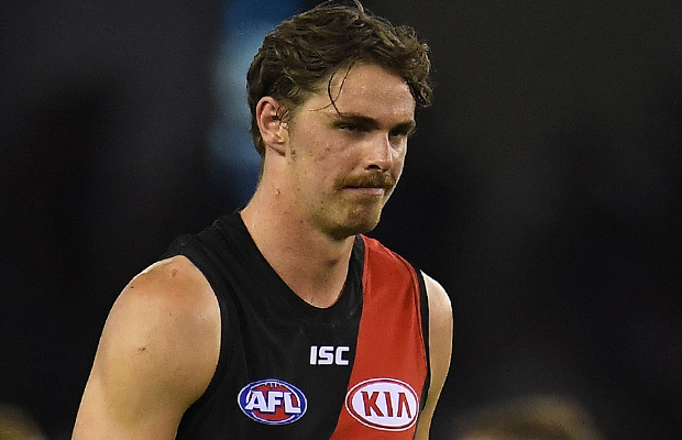 Article image for Joe Daniher set for stint on sidelines with osteitis pubis