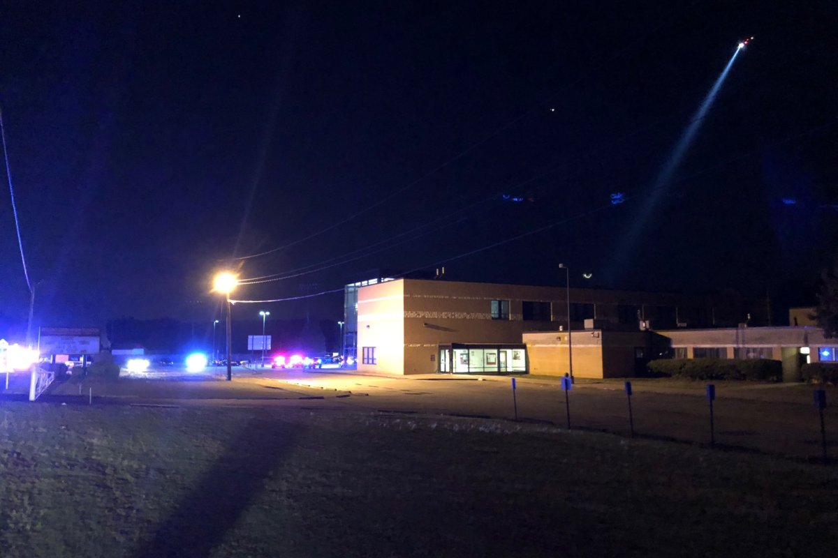 Article image for Another shooting at a school in the USA leaves one dead