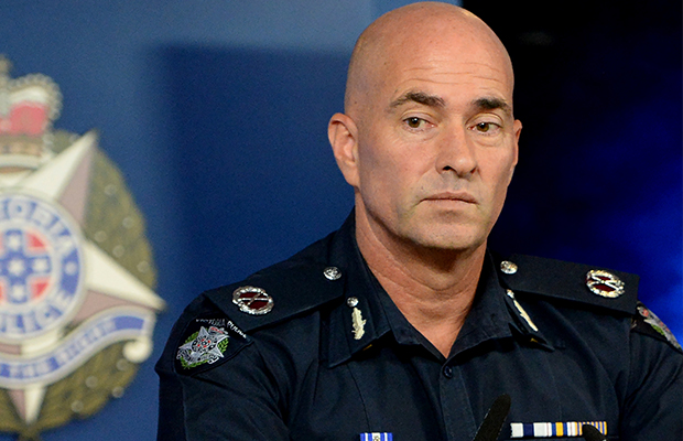 Article image for 'A vision I won't forget': Top cop laments worst road carnage he's seen