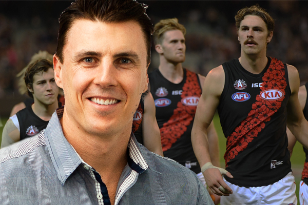 Article image for Matthew Lloyd gets honest about the Bombers