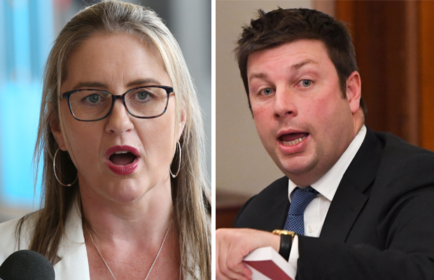 Article image for 'Outrageous!': Serious accusations fly as MPs break out in extraordinary slanging match