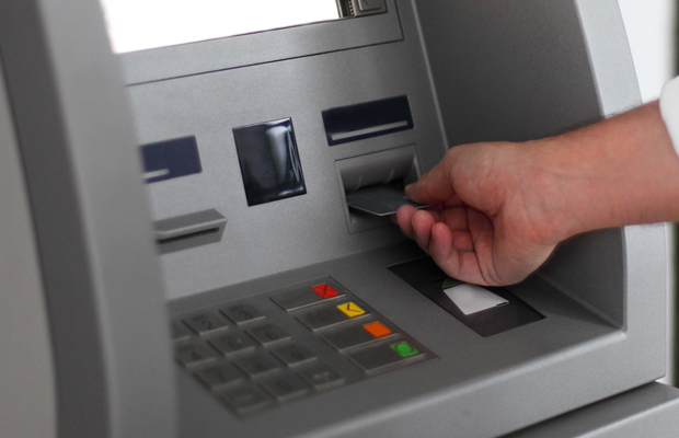 Article image for Anyone missing an ATM? Police have found one on the back of a ute