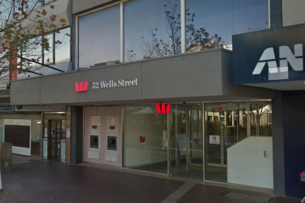 Article image for Man in mask enters bank and sprays staff with unknown substance