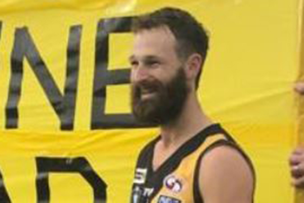 Article image for Country footy captain reported for spraying his own players