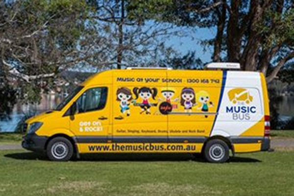 Article image for Kids go without lessons after music bus stolen from South Yarra