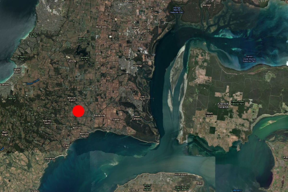Article image for 'The whole house shook': Earthquake on the Mornington Peninsula