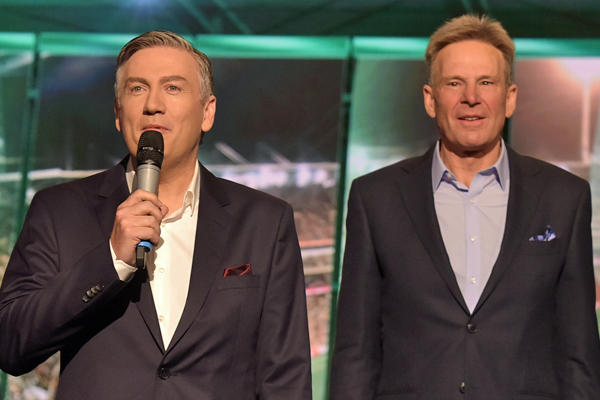 Article image for Fears for the Footy Show's future after more poor ratings