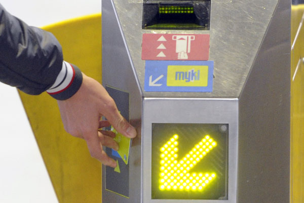 Article image for New trial for an app to replace the Myki card for Android users