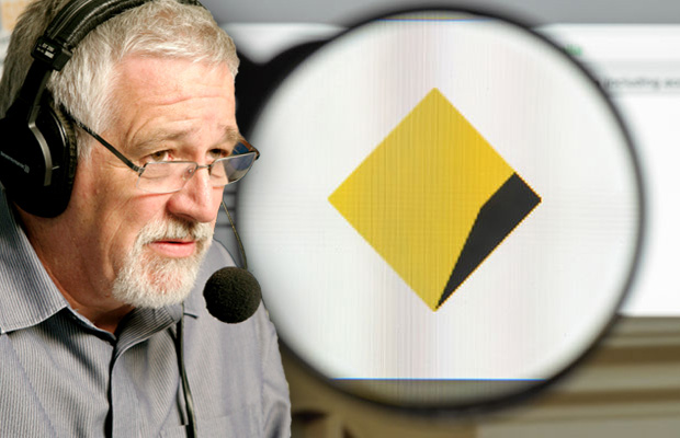 Article image for 'Patronising': Neil Mitchell grills CBA honcho over security breach