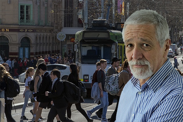 Article image for Neil Mitchell raises questions over the ACTU's involvement in immigration pact