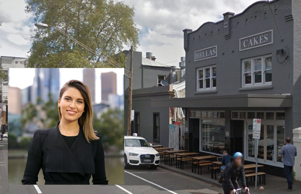 Article image for 'I died at my table': TV reporter's strange encounter with eftpos-carrying beggar
